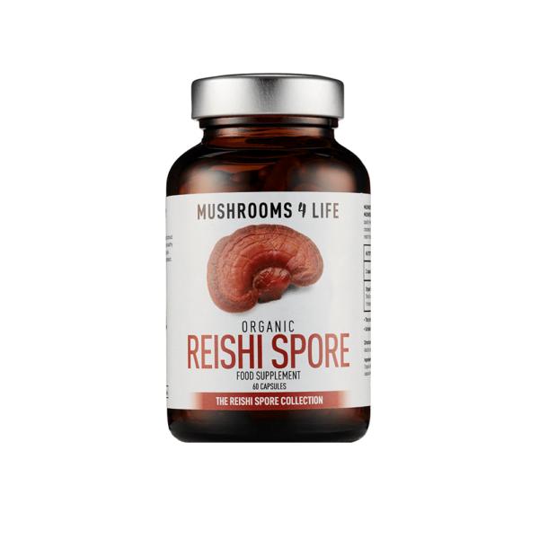 Organic Reishi Spore