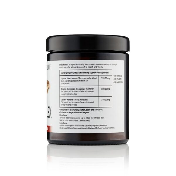 Mycomplex Powder Side 1