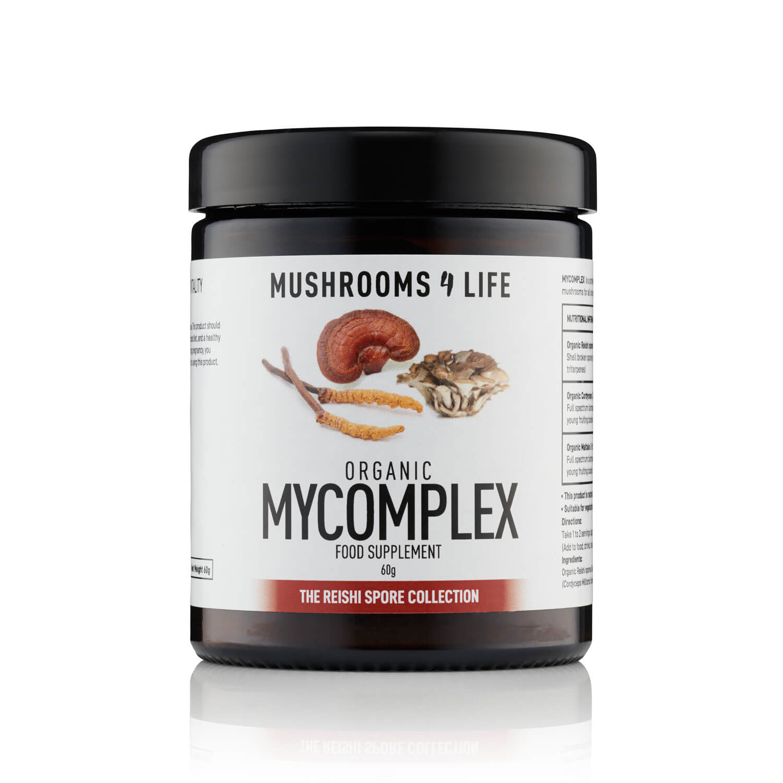 mushroom complex Food Supplement